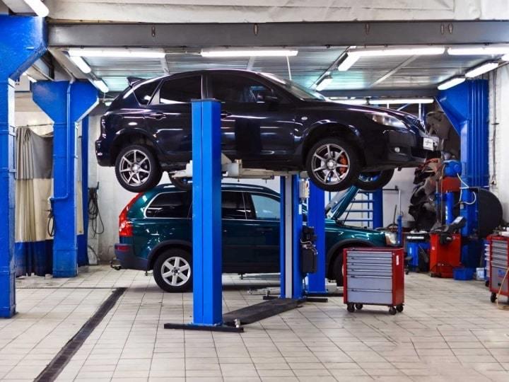 Фото услуги ремонта кузова «АвтосервисПрофи» в Калининграде