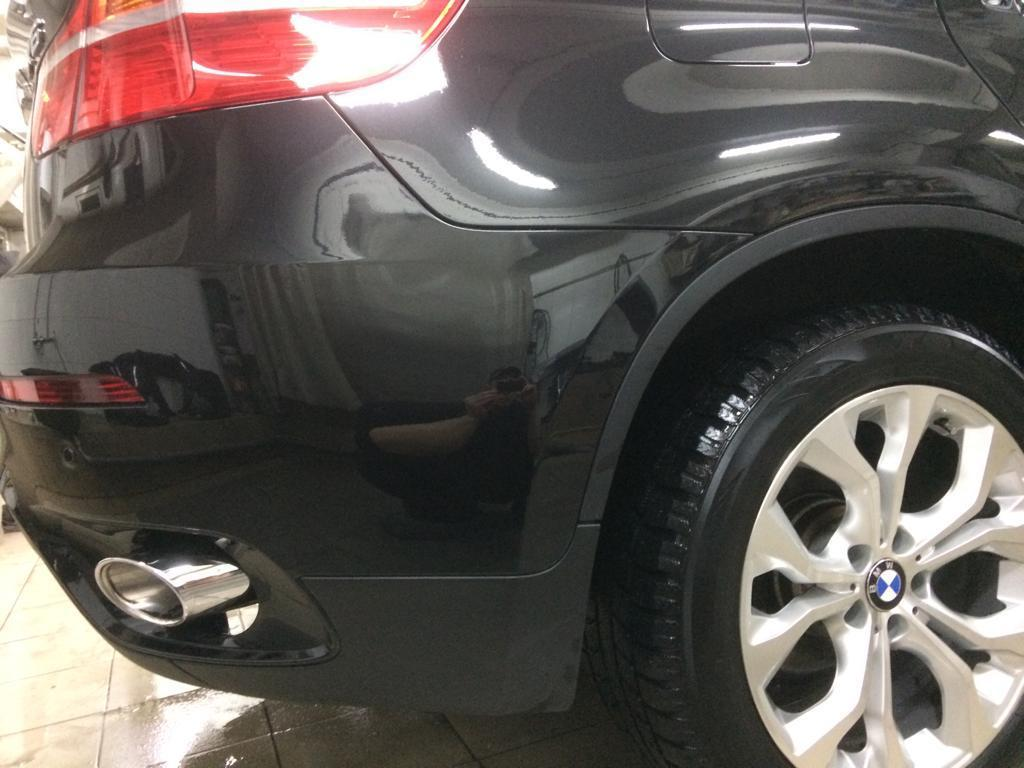 Фото бампера BMW
