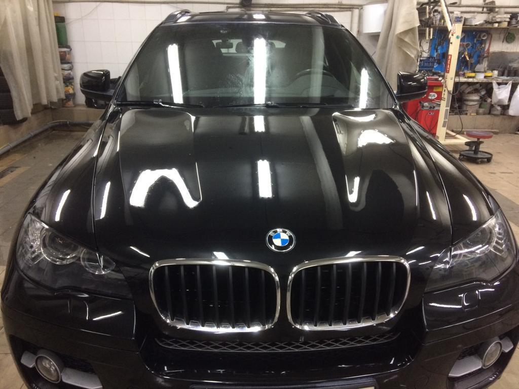 Фото результата ремонта BMW