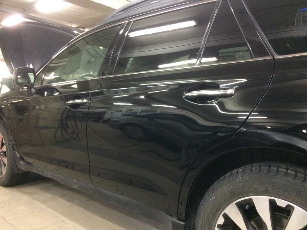 Фото после удаления вмятин и покраски BMW