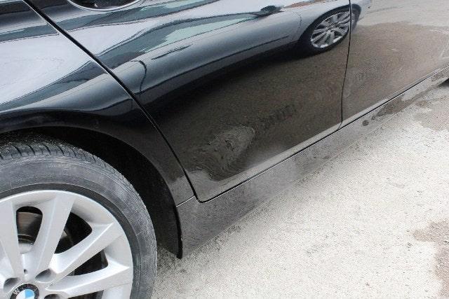 Фото порога BMW после ремонта и покраски «АвтосервисПрофи» Калининград