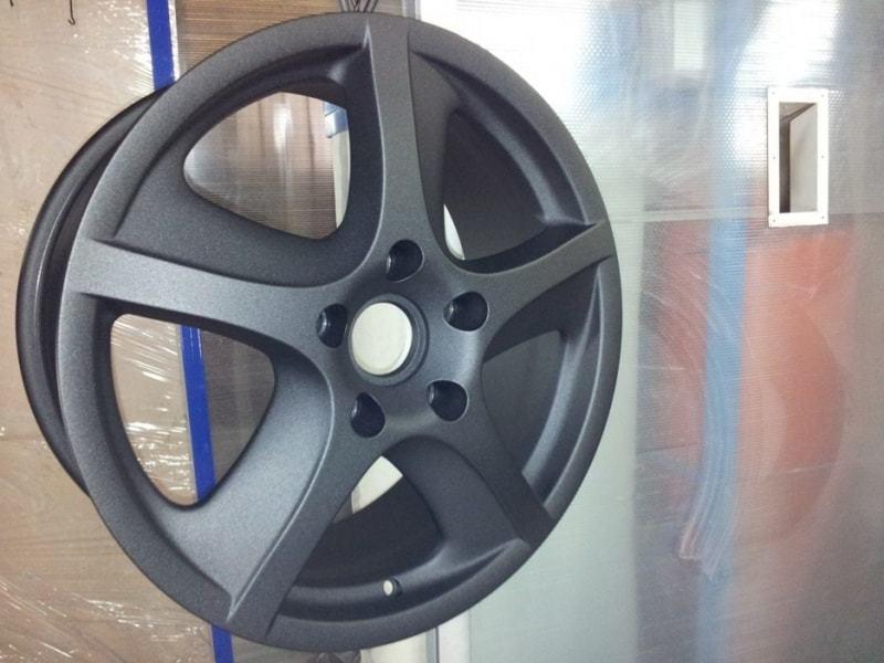фото покраска дисков в автосервисе
