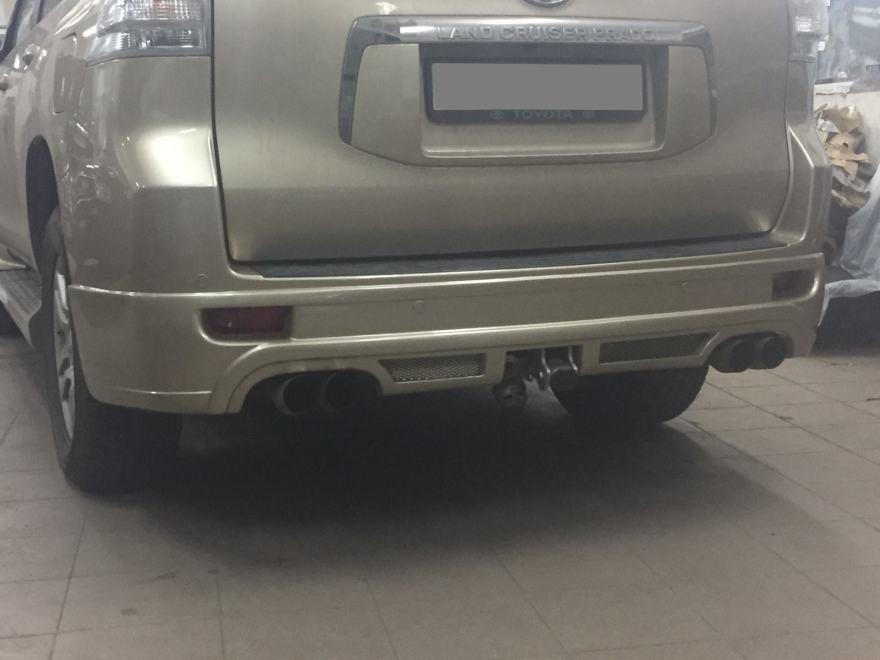 Фото результата ремонта и тюнинга Toyota Land Cruiser