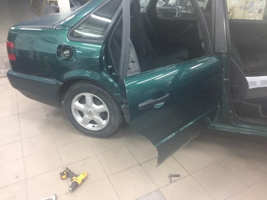 Фото после ремонта volkswagen в «АвтосервисПрофи»