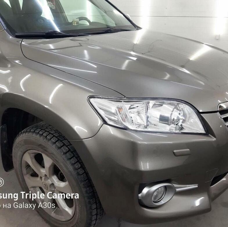 Фото результата ремонта Toyota